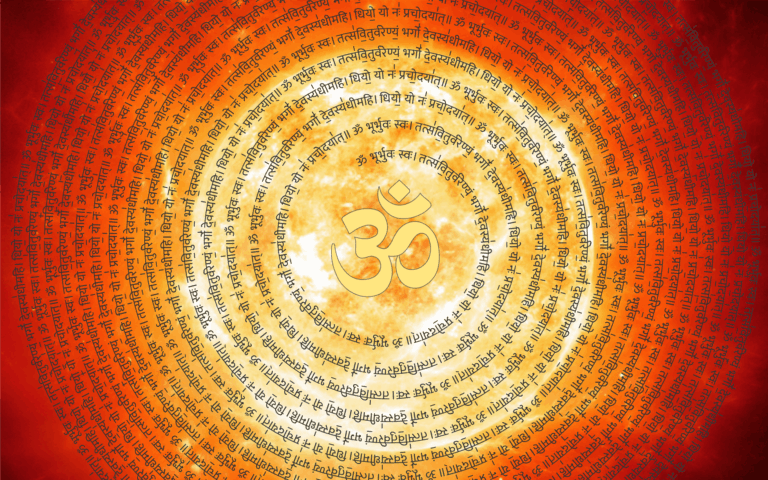 The Only Correct Way to Learn the Gayatri Mantra